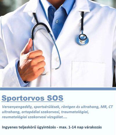 Sportorvos SOS