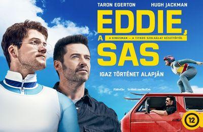 Sportfilmek - Eddie a sas
