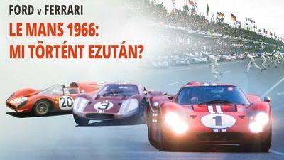 Az aszfalt királyai (Ford vs Ferrari)